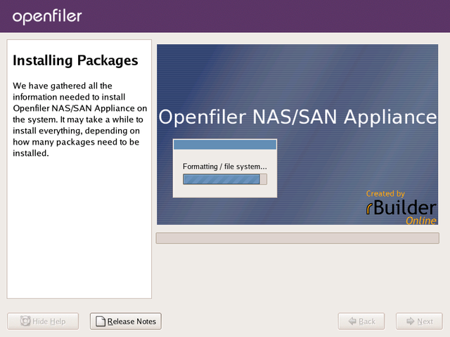 Download 2.99 openfiler guide administration
